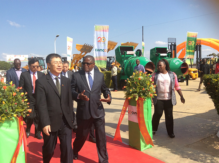 Mechanizing Zambia S Agricultural Sector Chinafrica